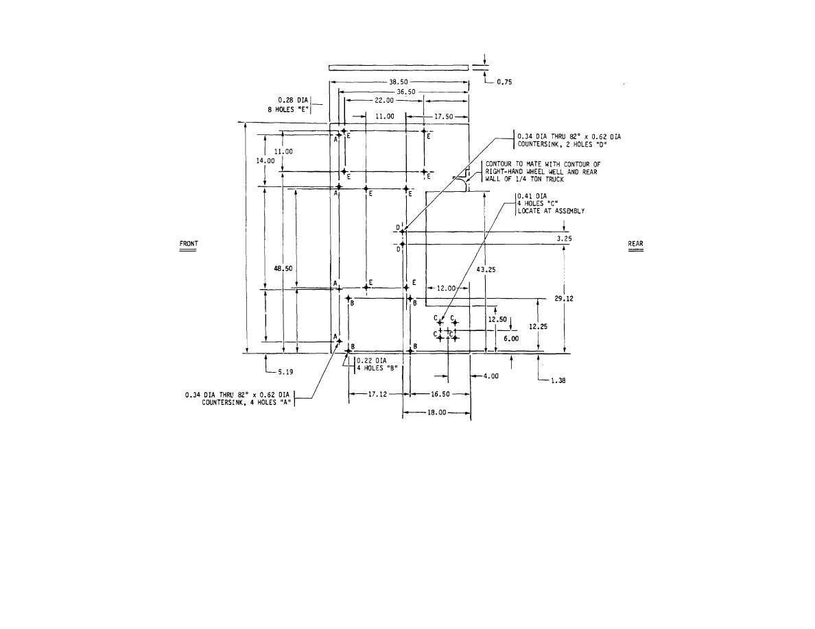 Figure 5 Dimensions For Tool Box Top 11021238 1