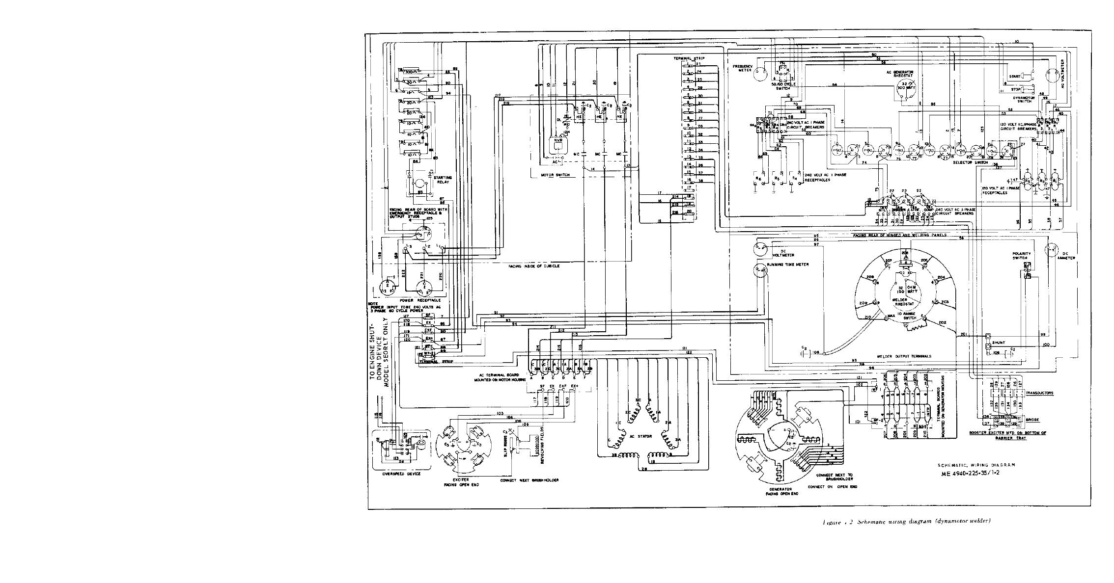 Lincoln Ac 225 S Wiring Diagram - Wiring Diagram LN4 on old hobart welder parts, old hobart welder generator, old hobart welder manual,